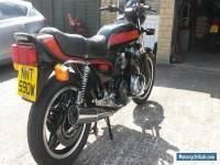 honda cb900f 1981