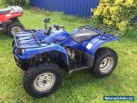 YAMAHA 400 FARM AG QUAD BIKE