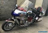 1989 HONDA Gold Wing 1500cc GL1500-K -Metallic RED -Low Miles Show Bike? May PX for Sale