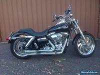 Harley Davidson 2011 Dyna Custom Motorcycle