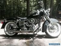 1975 Harley-Davidson FLH 1200