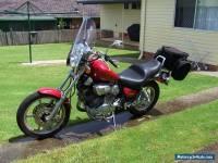 1994 XV 750 Yamaha Motorcycle