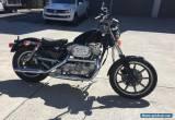 Harley Davidson Sportster XL1100 1987 Bobber for Sale