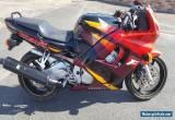 Honda CBR600F Project/ Track bike for Sale
