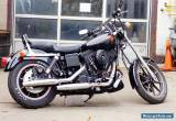 1991 Harley-Davidson Dyna for Sale