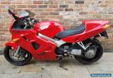 HONDA VFR800F 1998 12 MONTHS MOT CLEAN CONDITION, RUNS & RIDES PERFECTLY!  for Sale