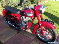 Triumph speedtwin 1960