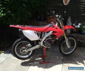 Honda CRF250R 2008 for Sale
