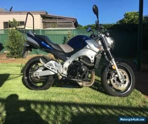 2006 Suzuki GSR600 Motorcycle for Sale