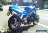 Triumph SPEED TRIPLE 955I BLUE for Sale