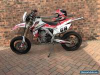 Crf 450 R Road Legal Supermoto , Full MOT , Off Road Wheels