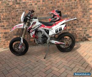 Crf 450 R Road Legal Supermoto , Full MOT , Off Road Wheels for Sale