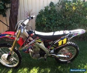 2010honda crf250r for Sale