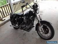 1975 Harley-Davidson Sportster