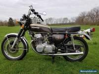 1972 Honda CB