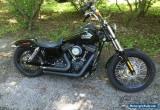 2016 Harley-Davidson Dyna for Sale