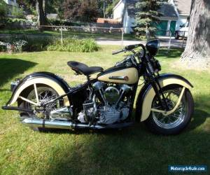 1947 Harley-Davidson EL for Sale