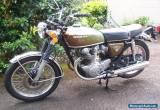 HONDA CB 450 1971 CLASSIC  for Sale