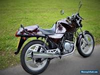 Classic Honda XBR500 Motorcycle 1987 500CC