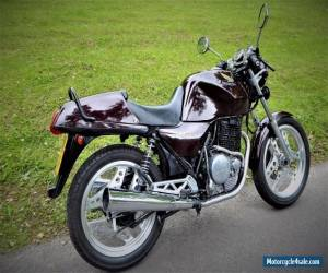 Classic Honda XBR500 Motorcycle 1987 500CC for Sale
