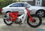 Honda C90ZZ custom 140cc for Sale