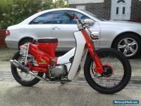 Honda C90ZZ custom 140cc