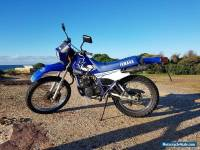 2001 YAMAHA DT175 ENDURO TRAIL FARM BIKE ROAD MOTORCYCLE - LEARNER APPROVED REGO