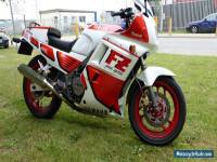 YAMAHA FZ750 Genesis 80's Classic garage find Red & white
