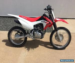 CRF125Fb for Sale