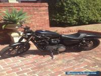Harley Davidson Iron 883 Black Denim