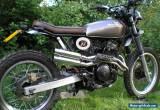Honda 650 custom scrambler/flat tracker for Sale