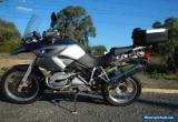 BMW R 1200 GS ABS 2005 MODEL RIDES AS NEW ONLY $8690 for Sale