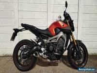 2014 Yamaha MT 09 low mileage, full service history
