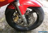 honda VTR Firestorm 1000cc motorcycle for Sale
