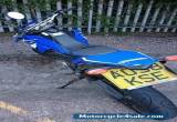 2008 YAMAHA WR 250 X BLUE for Sale