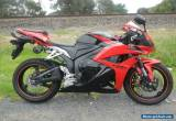HONDA CBR600RR, LOOKS AND RIDES AS NEW GREAT VALUE @ $6990 for Sale