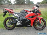 HONDA CBR600RR, LOOKS AND RIDES AS NEW GREAT VALUE @ $6990