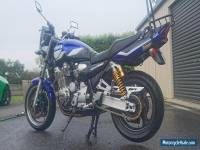2000 Yamaha XJR1300 SP