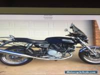 Ducati motor bike