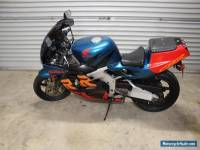 HONDA CBR 250 RR CBR250 CBR250RR FOR WRECKING OR GET IT REPAIRED.