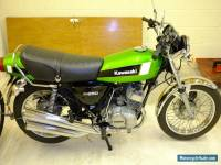 Kawasaki KH250 B4 Triple 1982 Green