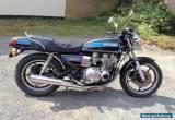 1980 SUZUKI gs  BLACK for Sale