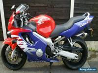 HONDA CBR 600 F 1999 DAMAGE REPAIRABLE LIGHT COSMETIC ONLY