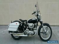 1967 Harley-Davidson Sportster