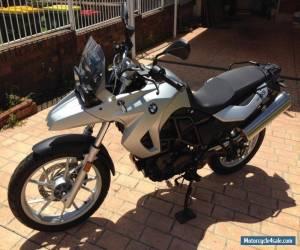 2011 BMW F 650 GS (800cc) for Sale