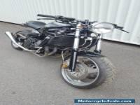Yamaha fz750 cafe racer project