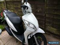 HONDA VISION 110 SCOOTER 110CC MOT MARCH 2018 WHITE GOOD CON