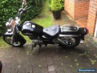 SUZUKI MARUDER 125 MOTORCYCLE