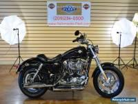 2015 Harley-Davidson Sportster