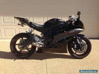 Yamaha R6 low 6200kms